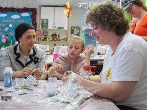 Pamela crafting