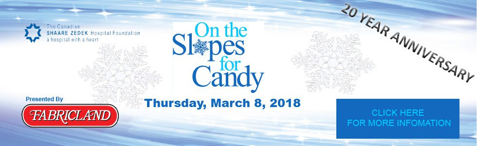 on the slopes for candy 18