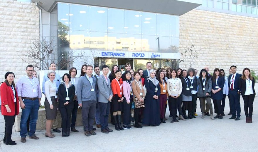 Doctors from Around the Globe Come to See our Pediatric IBD Center