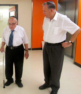 Mr Kurt Rothschild a dear friend of SZMC