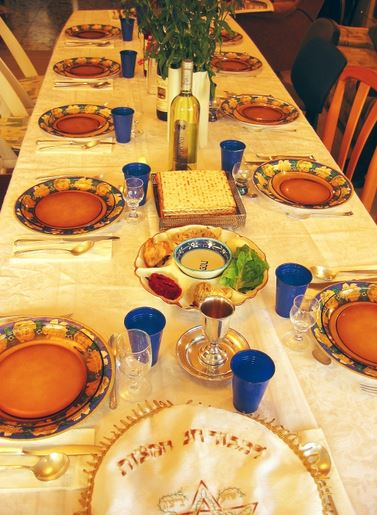 Over Passover, see if you see changes in elderly family members