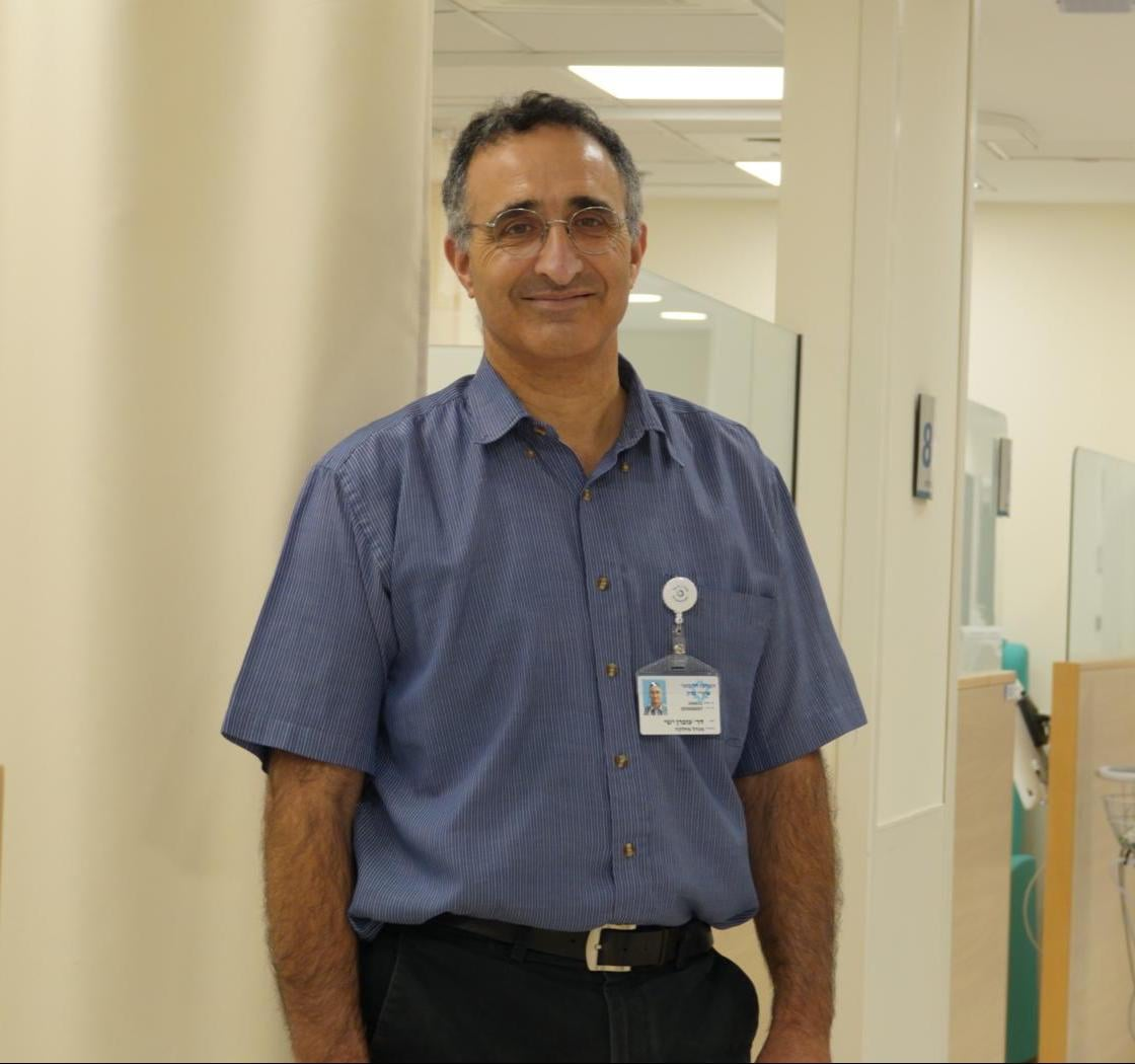 Leading Israeli Researcher and Clinician, Dr. Yishai Ofran Appointed Director of Shaare Zedek's Department of Hematology