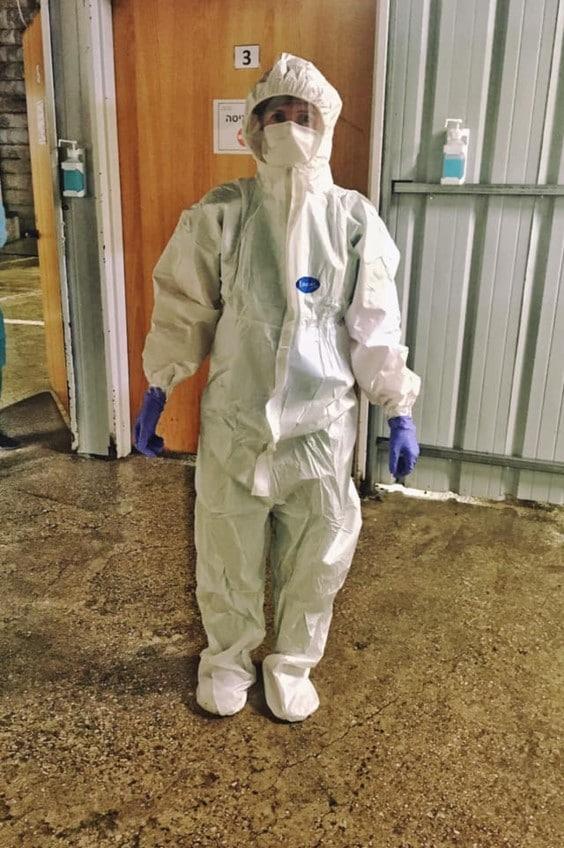 Meet Nurse Rachel Gemara who works in our Keter Department