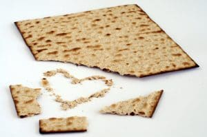 Passover card image