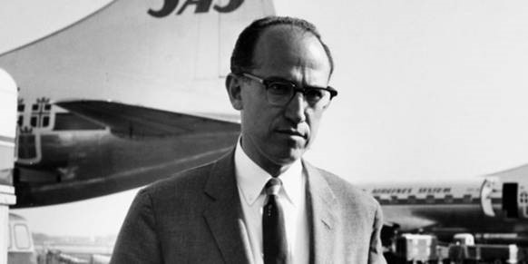 JONAS SALK, ANTI-SEMITISM AND SHAARE ZEDEK
